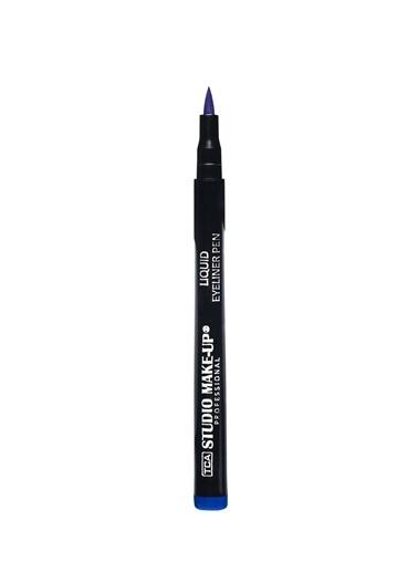 Dummy Lıquıd Eyelıner Pen 03 Blue Mavi